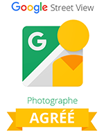 Photographe agréé Google Street View Trusted